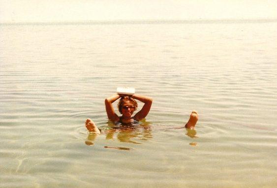 Das Tote Meer bringt Linderung bei Neurodermitis